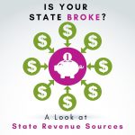 Is Your State Broke? Robin Harris Analyzes State Tax Revenue Sources