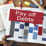 Paying Off Debt by Robin Harris